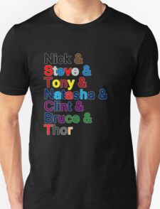 gang names T-Shirt