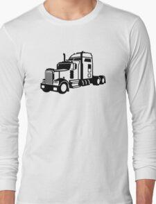 Truck vehicle Long Sleeve T-Shirt