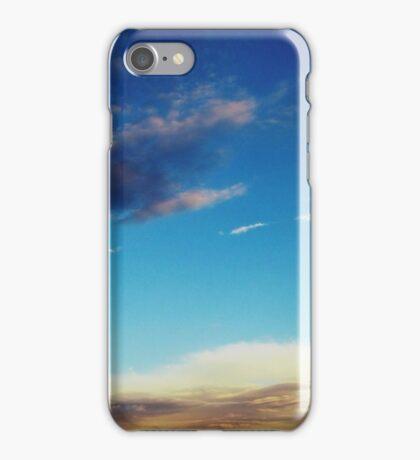 White Cloud, Black Cloud iPhone Case/Skin