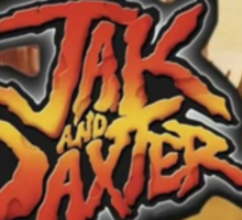 Jak and Daxter Sticker