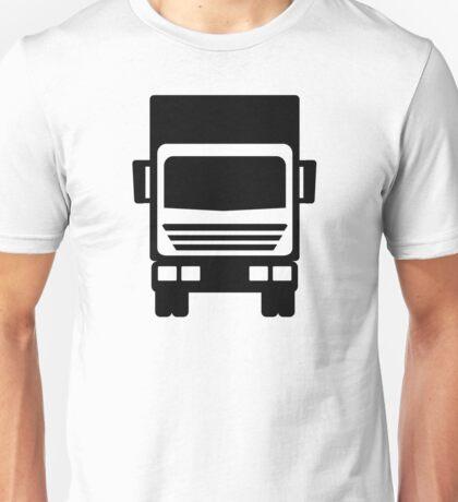 Truck icon Unisex T-Shirt