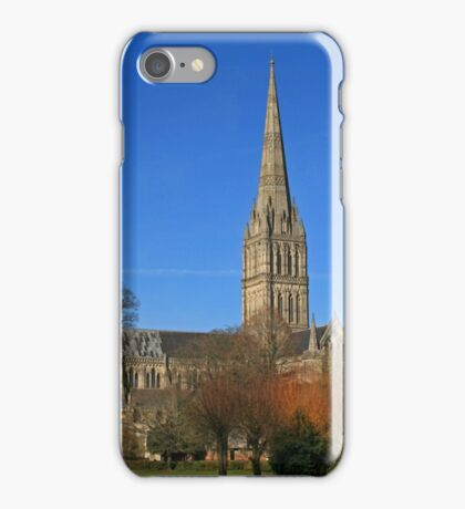 Down in the City of Salisbury iPhone Case/Skin