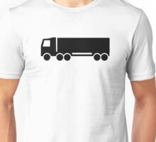 Truck symbol Unisex T-Shirt
