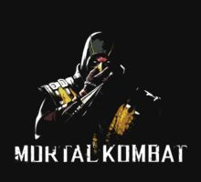 Scorpion - Mortal Kombat by forthemakaron