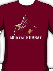 Scorpion - Mortal Kombat T-Shirt