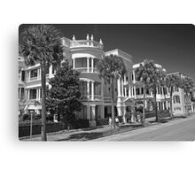 Charleston Battery Canvas Print