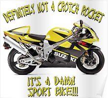 Sport Bike  Poster