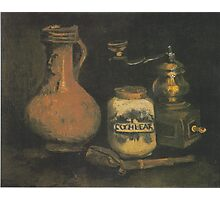 Still life paintings by Vincent van Gogh Photographic Print