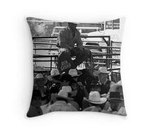 Cowboys 1 Throw Pillow