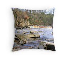 Richmond Falls River Swale Throw Pillow