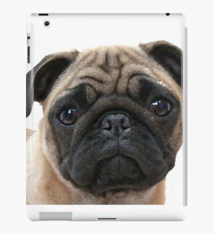 PUGGY iPad Case/Skin