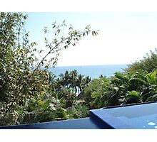 Ocean view in Mexico Photographic Print