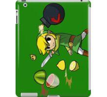 fruit zelda iPad Case/Skin