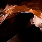 Antelope Canyon by Charlie  Lin