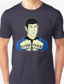 Spock Fist Tattoos T-Shirt
