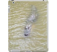 Gulf Coast Gator iPad Case/Skin