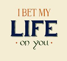 I Bet My Life by Gabi Cossio