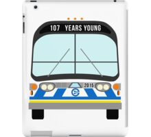 Edmonton Transit iPad Case/Skin