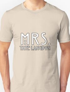 mrs. tate Unisex T-Shirt