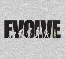EVOLVE by kimmysuewho