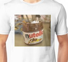 JK Rowling in a Pot of Nutella Unisex T-Shirt