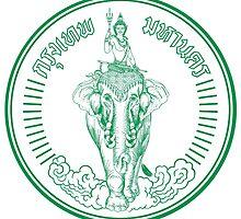 Seal of Bangkok  by abbeyz71