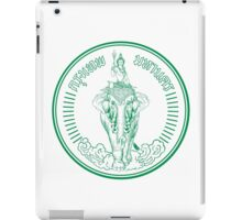 Seal of Bangkok  iPad Case/Skin