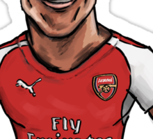 Sanchez Sticker