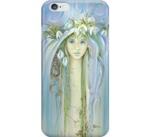 """The Spring to Come (Primrose)"" from the series ""Eight Seasons of the Year"" iPhone Case/Skin"