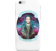 Halsey You're Outta This World Galaxy iPhone Case/Skin