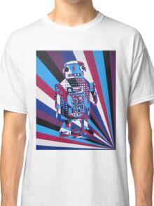 Robot No1 Classic T-Shirt