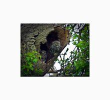 Little Owls on the nest Unisex T-Shirt