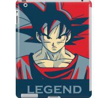 goku-the legend iPad Case/Skin