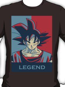 goku-the legend T-Shirt