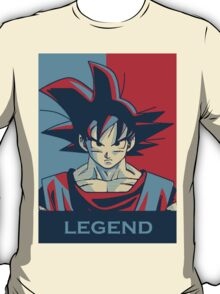 goku-the legend T-Shirt
