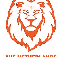 The Netherlands 3rd Place world cup 2014 - Version 1 by moombax