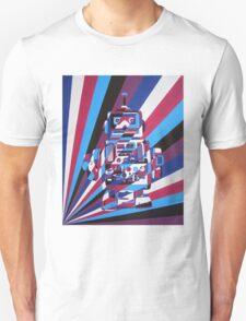 Robot No2 Unisex T-Shirt