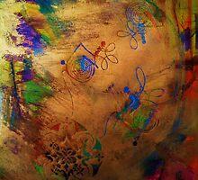 Seek 9  a.k.a. Free Radicals by Mariam Muradian