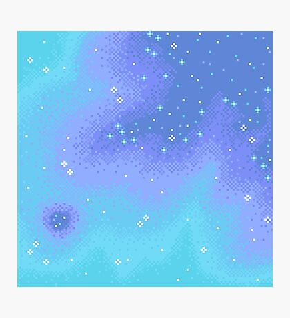 Twilight Nebula Photographic Print