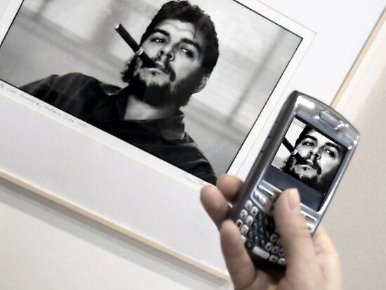 Che Guevara by Milos Markovic