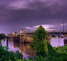Lea Joyner Memorial Bridge by steini