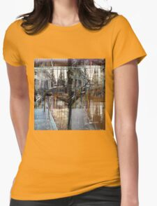 CAM02069-CAM02072_GIMP_B Womens Fitted T-Shirt