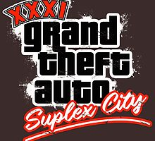 Grand Theft Auto XXX1 - Suplex City V01 by coldbludd