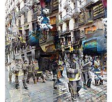 CAM02117-CAM02120_GIMP_B Photographic Print