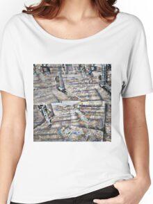 CAM02123-CAM02126_GIMP_A Women's Relaxed Fit T-Shirt