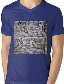 CAM02123-CAM02126_GIMP_A Mens V-Neck T-Shirt