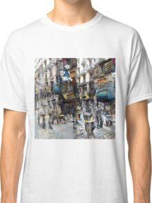 CAM02117-CAM02120_GIMP_B Classic T-Shirt