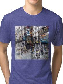 CAM02117-CAM02120_GIMP_B Tri-blend T-Shirt