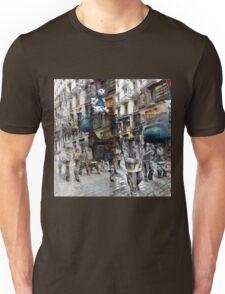 CAM02117-CAM02120_GIMP_B Unisex T-Shirt