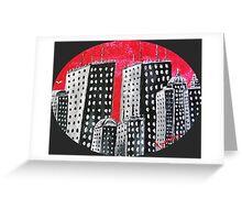 NEW YORK / NEW YORK Greeting Card